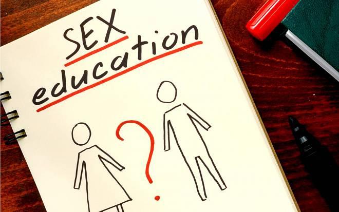 Třetí série televizního seriálu Sexuální výchova je tady